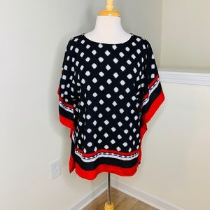 🎉5 for $25🎉 Chico's Polka Dot Top